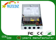 9 Channel Output 12V 10A CCTV Switching Power Supply 120W for CCTV Camera & Screen