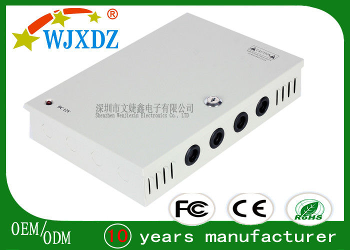 360W 30A CCTV Camera & Screen 12V CCTV Switching Power Supply 18 Channel Output