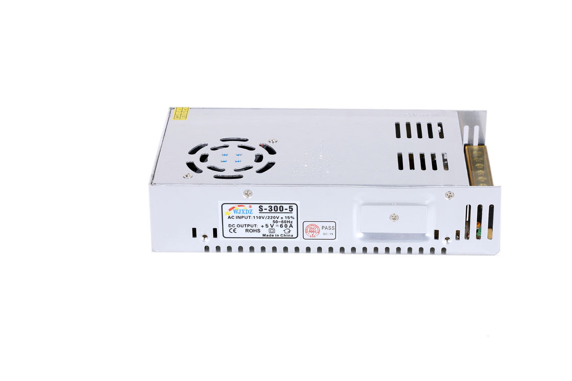 High Frequency Capacitance LED Driver Power Supply 300W 5V for Communication